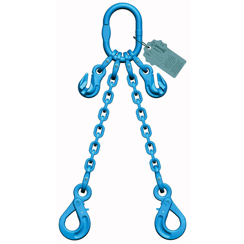 Grade 12 Chain Slings (European)