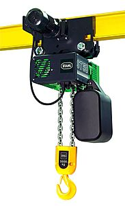 Stahl Electric Chain Hoists