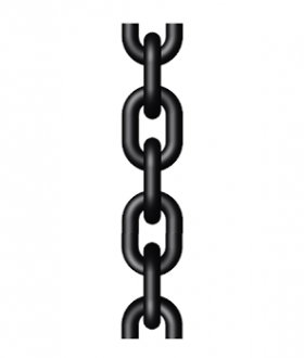 Grade 80 Short Link Chain