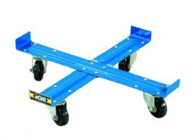 Pressed Steel Drum Dolly 210Litre