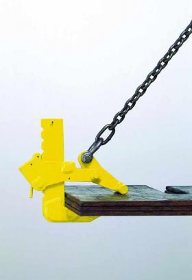 Camlok ACH Adjustable Horizontal Plate Lifting Clamp