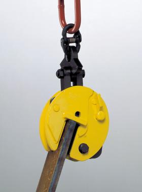 Camlok CX 'Hinged' Vertical Plate Clamps (Heavy Duty- Side Loading)