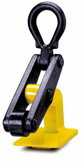 Camlok RH Horizontal Lifting Clamp With Roller
