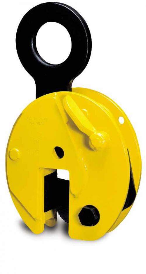 Camlok CZ 'Heavy Duty' Vertical Plate Lifting Clamps