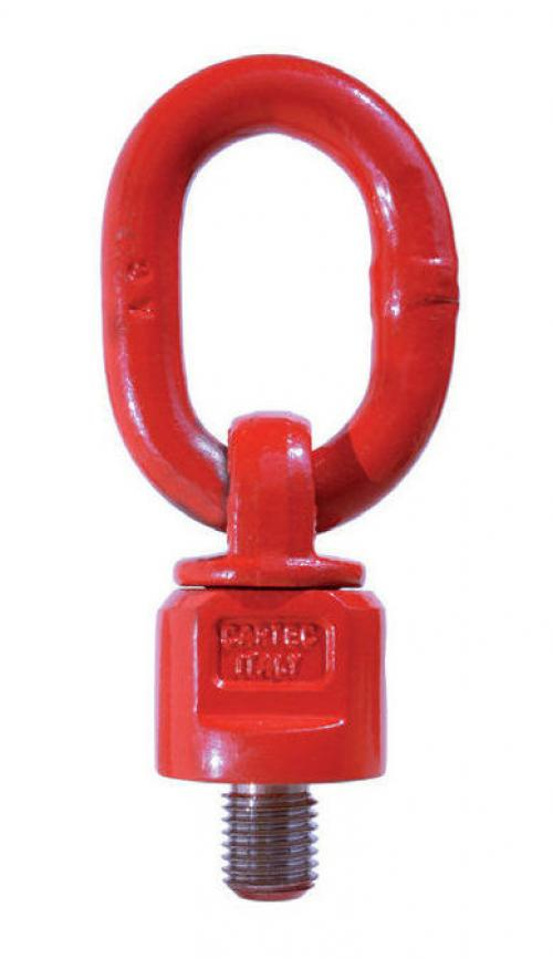 Cartec Rotating Eyebolt With Ring Grade 80