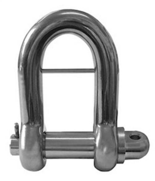 Stainless Steel 316L Chain Link Shackles