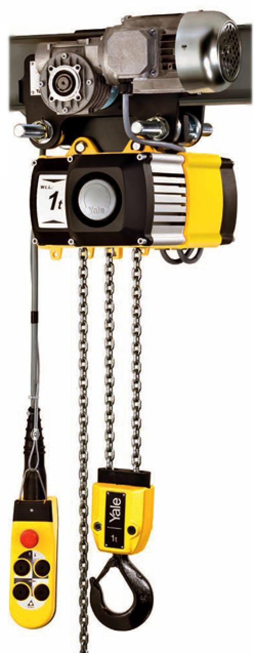 Yale CPV F 400v Electric Chain Hoist