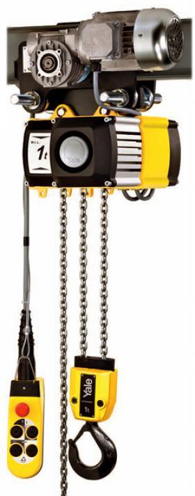 Yale CPV F 400v Electric Chain Hoist