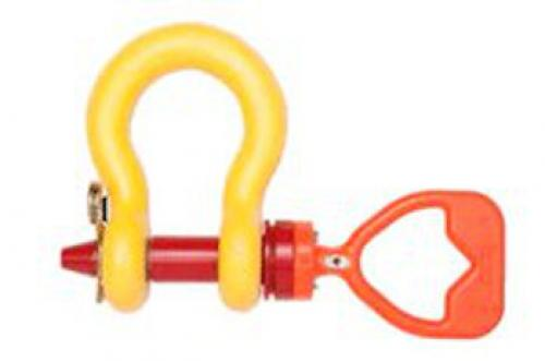 Crosby G-209R ROV Shackle With D Or F Style Handle