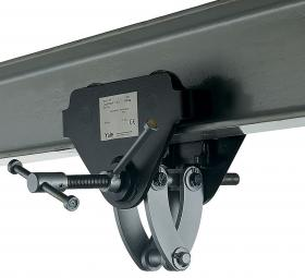 YALE CTP 'Integral' Travel Trolley Beam Clamp CTP