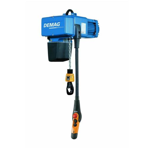 demag dc pro electric chain hoist  electric chain hoists
