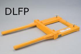 Forklift Drum Positioner