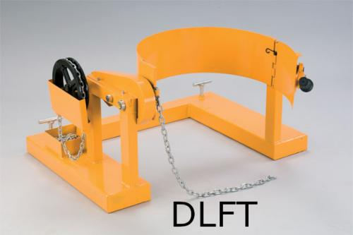 DLFT Forklift Drum Attachment