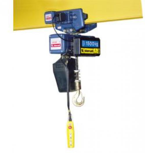 Donati DMK Electric Chain Hoists | Electric Chain Hoists | Donati ...