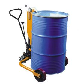 Hydraulic Drum Truck Trolley