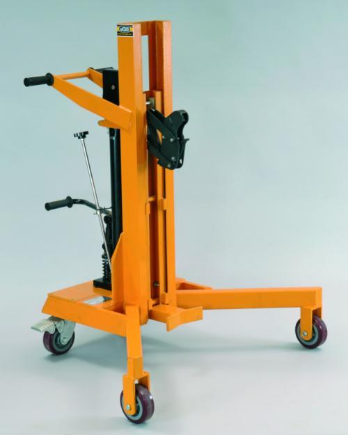Gator Grip Hydraulic Drum Pallet Loader DTH450