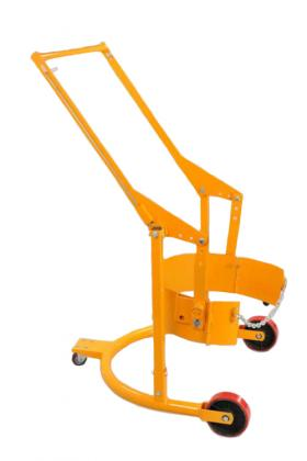 Mobile Drum Carrier And Rotator