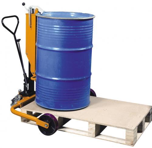 Pallet Picking Straddle Leg Hydraulic Drum Truck