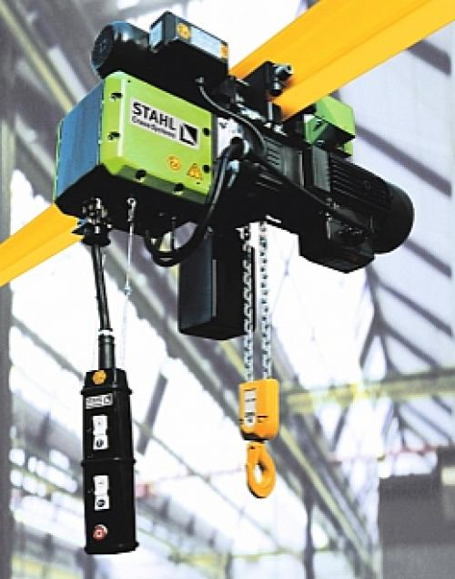 Stahl Explosion Proof EX ATEX Electric Chain Hoists