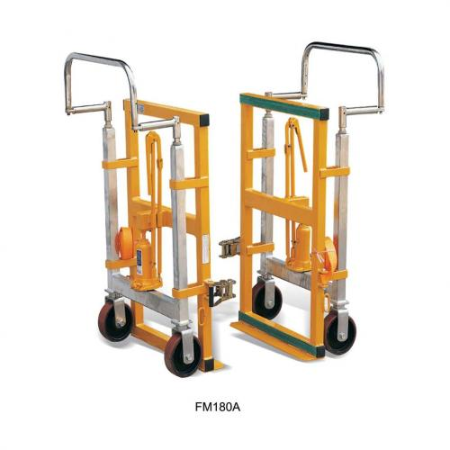 1 800kg Small Hydraulic Furniture Movers Machine Skates Load