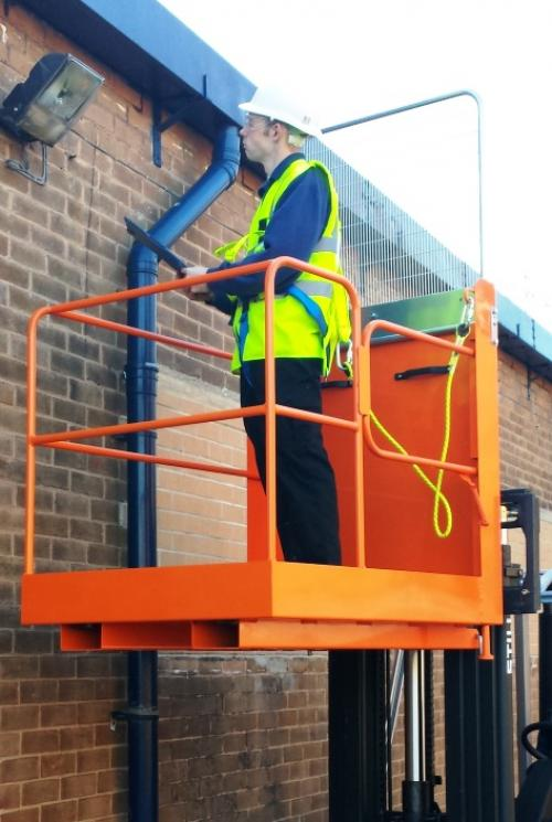 Forklift Access Platforms