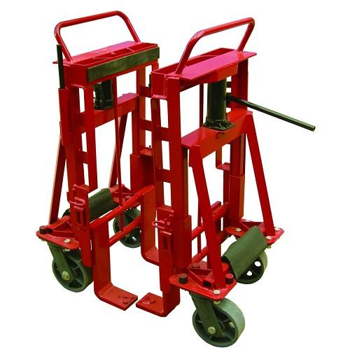LES 2700kg Hydraulic Machine Mover