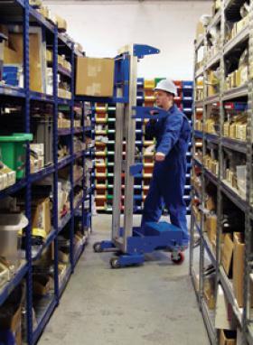 Genie Lift GL-8 Material Lift