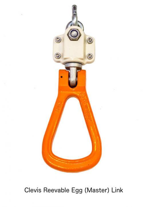 Tiger Grade 100 Hoist Chain Fittings