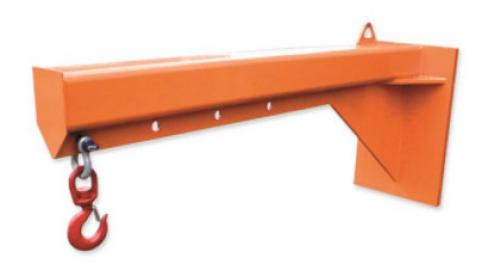 Carriage Mounted Forklift Jib