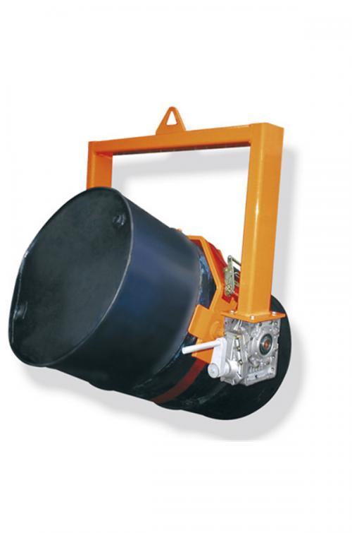 ICTL Crane Slung Drum Tilter