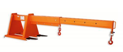 Extendable Forklift Jib