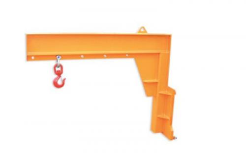 Heavy Duty High Lifting Forklift Jib (Carriage Mounted)