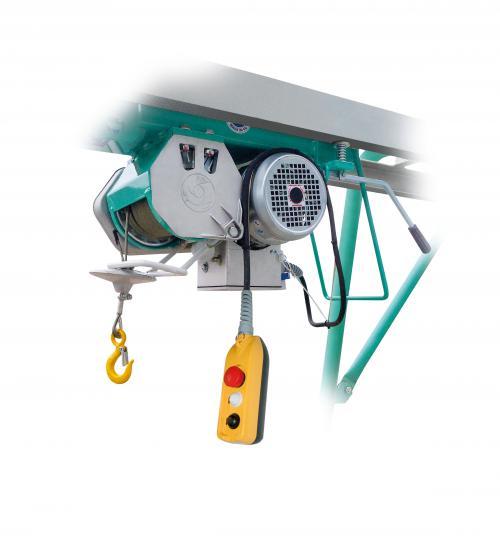 Imer Builders Gantry Hoist System G500