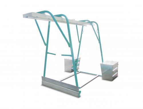 Imer Builders Gantry Hoist System ET300