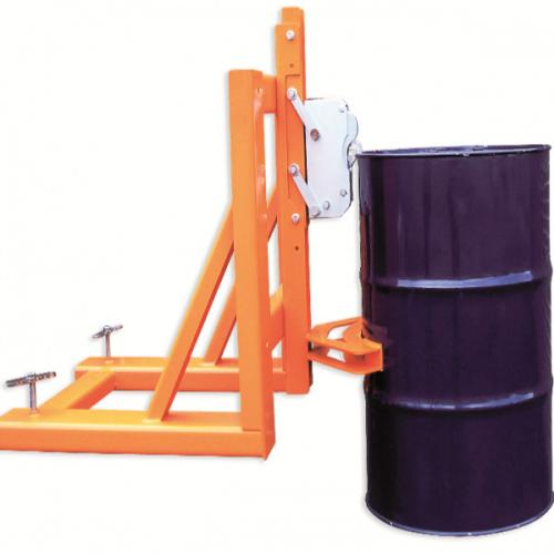 IRG Fork Mounted Rib Grip Drum Handler