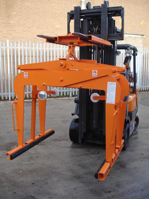 ISG Automatic Scissor/Block Grab With Rubber Pads