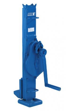 Pfaff Silberblau STW-V Steel Jack with Adjustable Claw