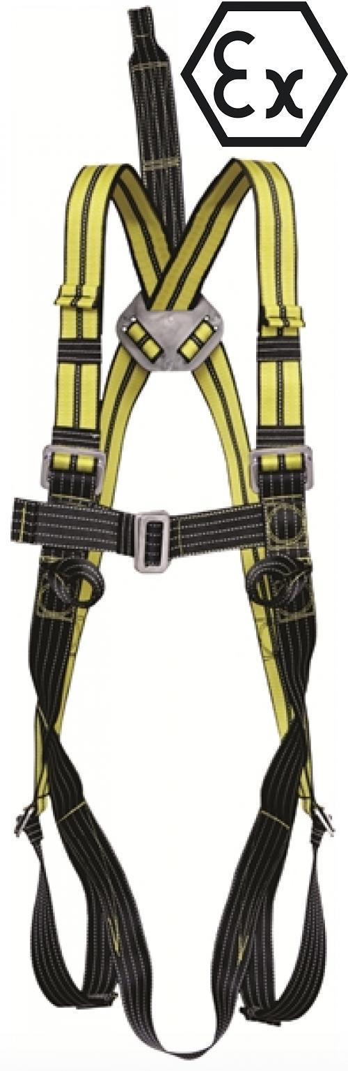 Kratos Full Body ATEX Harness