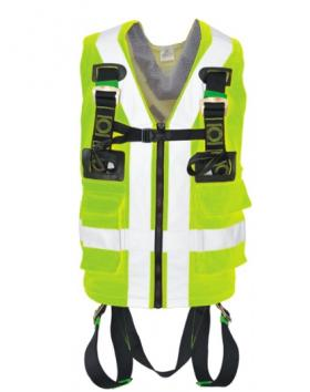 Kratos 2 Point High Visibility Full Body Harness
