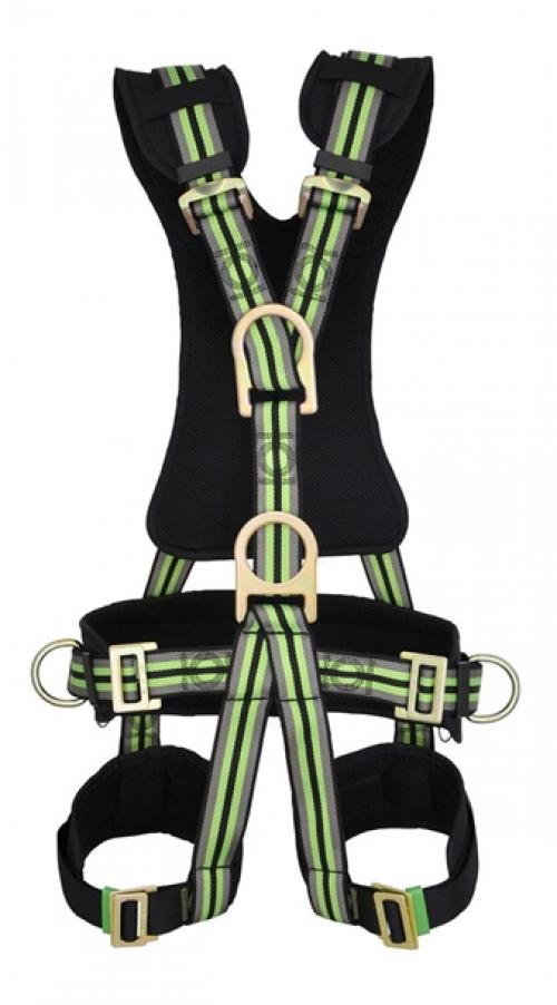 Kratos 5 Point Comfort Full Body Harness