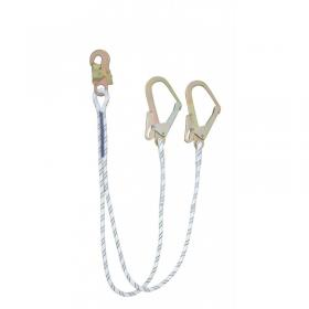 Kratos Y Forked Kernmantle Rope Lanyard