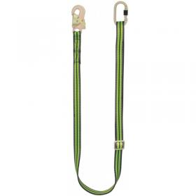 Kratos Adjustable Work Positioning Webbing Lanyard