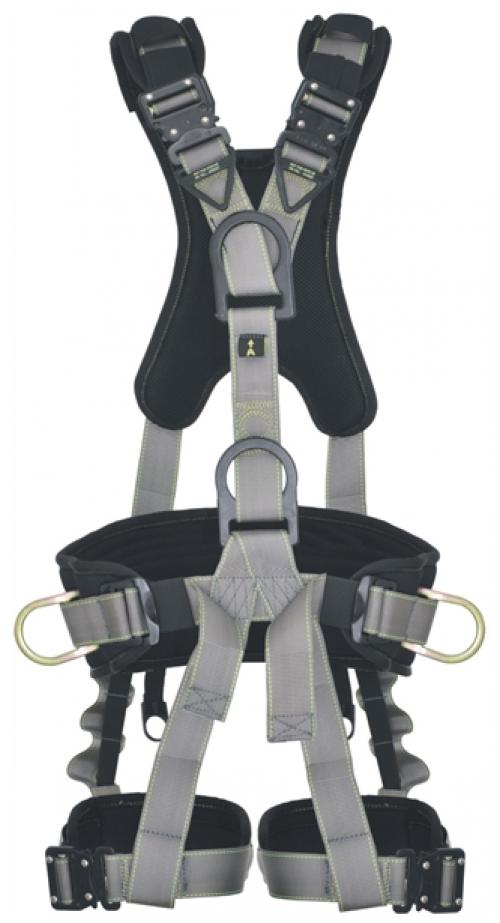 Kratos Fly'in3 - 5 Point Luxury Full Body Harness