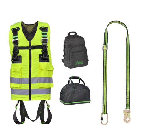 Kratos 2 Point High Visibility Restraint Kit