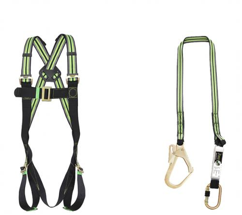 Kratos Scaffolders Harness Kit