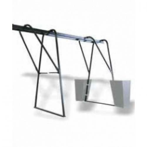 L\'Europea Pair of 800kg Trestles/ A Frame