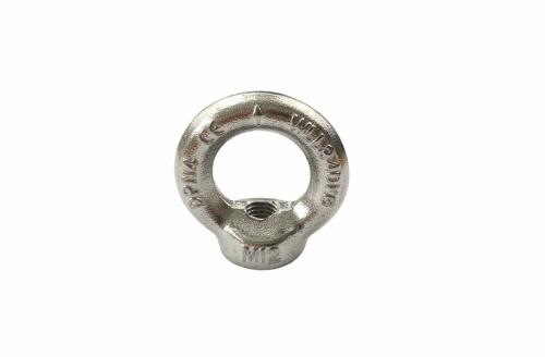 Load Rated Stainless Steel Eye Nut to DIN 582