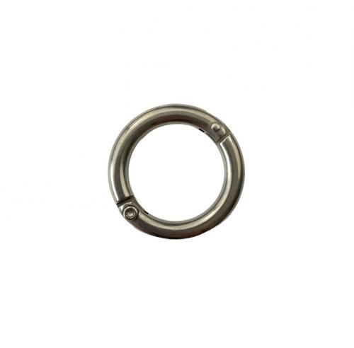 Stainless Steel Lockable Split Ring