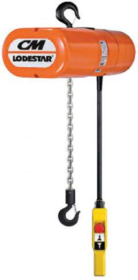 Lodestar Electric Chain Hoists