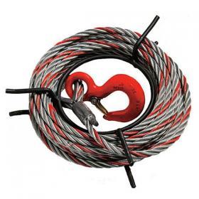 Tractel Genuine Maxiflex Wire Rope 8.3mm DIA